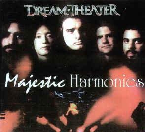 Dream Theater - Majestic Harmonies - Zortam Music