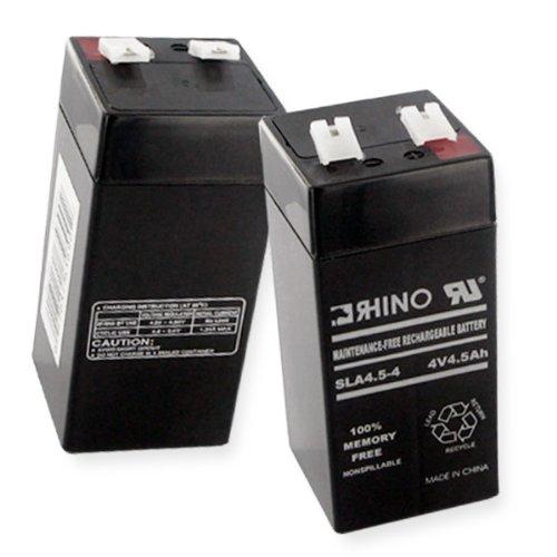 - Fi-Shock 4-Volt Replacement Battery