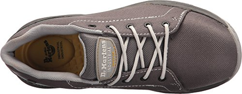 Extra Tough Gull St Chaussure rubbery Dark Dr Femme Martens Nylon Grey Yeux Alsea Les Sd Pour 5 Px06O