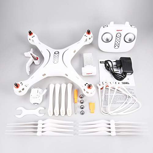Syma X8PRO 720P WiFi Camera FPV Realtime GPS Positioning RC Drone Quadcopter