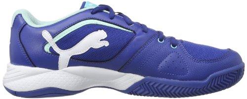 Puma Ballesta Wn's - Zapatillas Mujer Azul (Bleu - Blau (monaco blue-white-blue light 03))