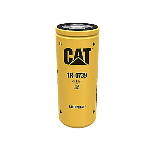 Used Caterpillar Excavator - Caterpillar 1R-0739 1R0739 Engine Oil Filter Advanced High Efficiency