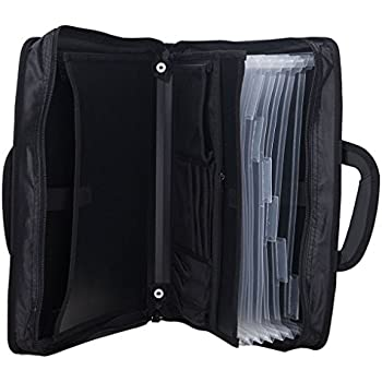 Amazon Com Executive Padfolio Case With Handle Shoulder