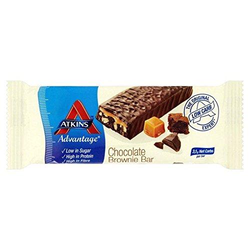 (Atkins Advantage Chocolate Brownie Bar - 60g)