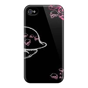 Iphone High Quality Cases/ Pink Metal Mulisha NYR28506lFBg Cases Covers For Iphone 6