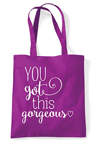 Tote You Shopper Bag Gorgeous This Got Magenta ZZqvF