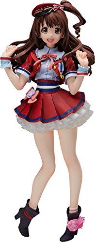 413ZhzDMrpL FREEing The Idolmaster Cinderella Girls: Uzuki Shimamura (New Generations Version) 1:8 Scale PVC Figure