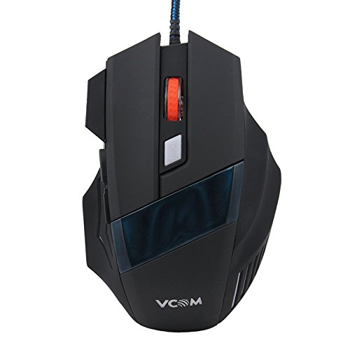 586ea3b0de2 Gaming Mouse Computer Mice by VCOM - 2400 DPI - 6 Buttons - - Import ...