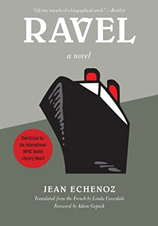 book cover of Ravel