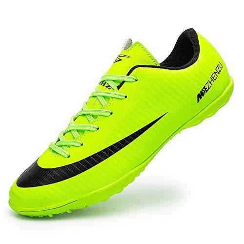 Topoption fußballschuhe Kinder Erwachsene Männer professionelle Trainingsschuhe Outdoor Athletics Cleats Schuhe Unisex