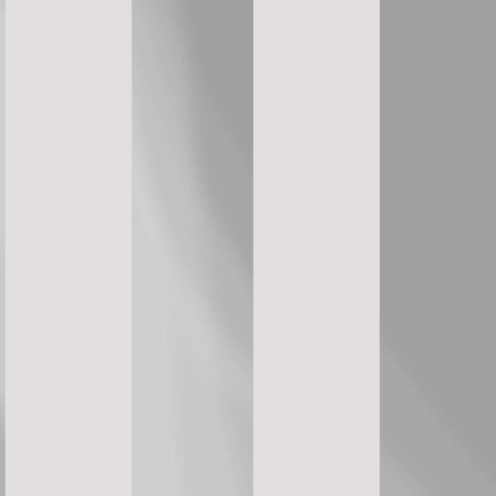 dise/ño de rayas Papel pintado Holden Decor Holden 50070 color gris y plateado