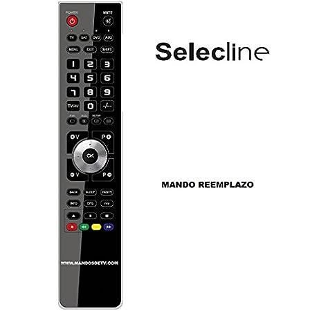 Mando TV SELECLINE S22/4-11: Amazon.es: Electrónica