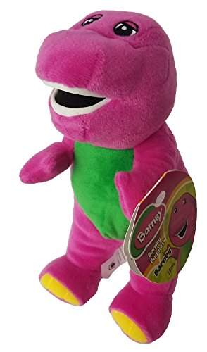 Fisher-Price Barney Buddies - Barney - Soft Plush Toy