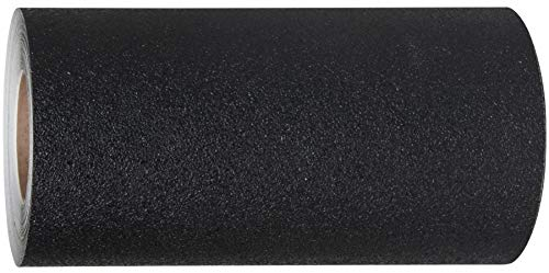 """Safe Way Traction 12"""" Wide x 10 Foot Roll of Black Adhesive"""