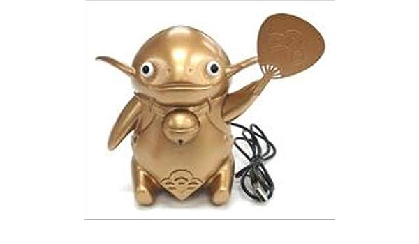 Final Fantasy XIV Namazu USB Fan Figure Patapata Uchiwa