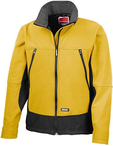 Softshell R120 yellow Veste black Sp D'activité Résultat nbsp;a HqxPO886