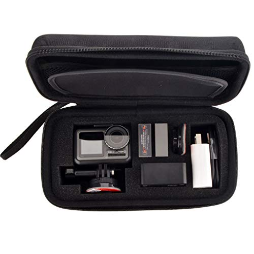 - Volity Livoty Travel Carrying Case Compatible with DJI DJI OSMO Action Camera- Fit DJI Drone, 4X Intelligent Flight Batteries, Remote Controller, Charging Hub and Other Accessories