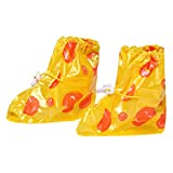 Shoe Covers, Rain Boots for Children, Waterproof Overshoes Reusable Slip Resistant, Rainy Gear Shoe Cases, Thick Outdoor Cycling Hiking