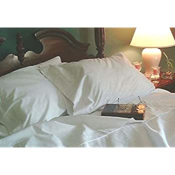 this item split king adjustable bed sheet set for craftmatic style bed white - Craftmatic Bed