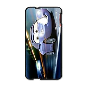HTC One M7 phone cases Black Cars cell phone cases Beautiful gifts UREN2400675