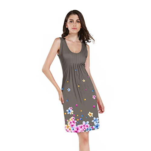 Kleid Damen SommerCocktail Kleider Damen ElegantSommerkleider ...