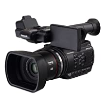 Panasonic AG-AC90A AVCCAM CAMCORDER Video Camera with 12x Optical Zoom with 3.5-Inch LCD(Black) AGAC90APJ
