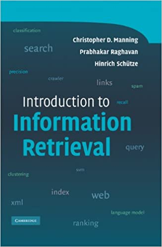 introduction to information retrieval by christopher manning pdf free download
