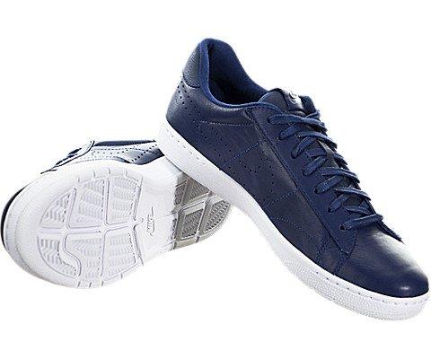 Nike Mens Tennis Classic Ultra Lthr Casual Schoen Kustblauw / Kustblauw-wit
