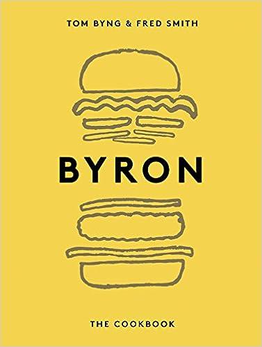 Image result for byron burger cook book
