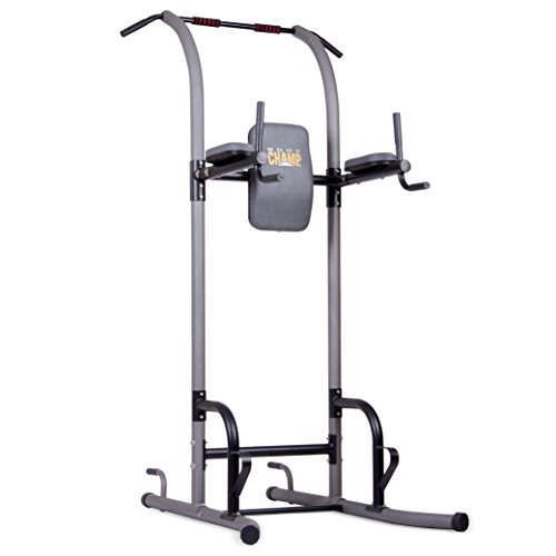 Body Champ VKR1010 Fitness Multi function Power Tower/Multi station for Home Office Gym Dip Stands...