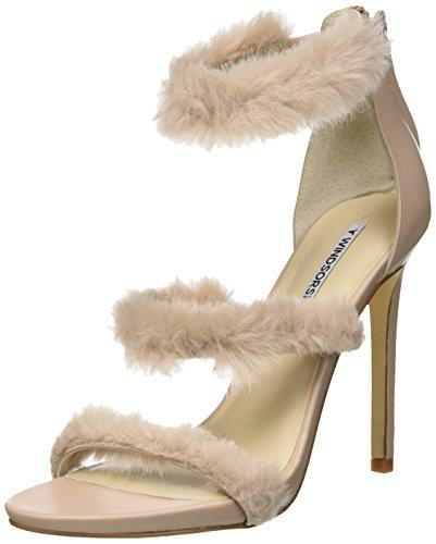 Col Donna Rosa Windsor blush Tacco Punta Aperta 001 Scarpe Carmela Smith qw080xtPB