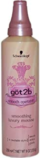 product image for Got2b Smooth Operator Smoothing Luxury Mousse, 9-Ounce