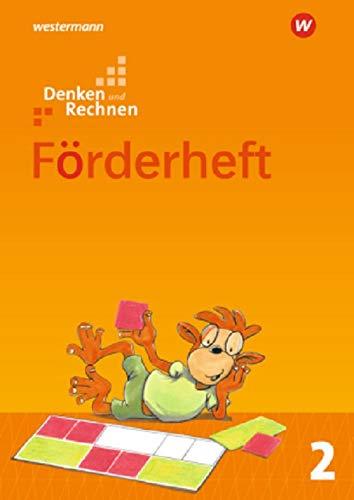 Denken und Rechnen - Allgemeine Ausgabe 2017: Förderheft 2