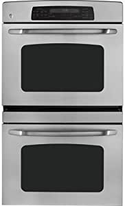 """GE JTP75SPSS 30"""" Stainless Steel Electric Double Wall Oven - Convection"""