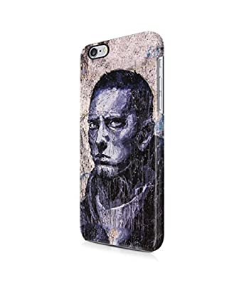 Eminem The Real Slim Shady Paint Splat Plastic Snap-On Case Cover Shell For iPhone 6 Plus / 6s Plus