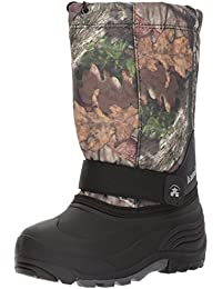 Rocket Cold Weather Boot (Toddler/Little Kid/Big Kid), Mossy Oak Country Camouflage
