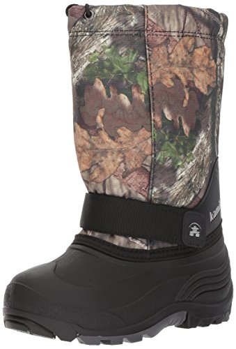 Kamik Baby RocketCAMO Snow Boot, Mossy Oak Camouflage, 10 Medium US Toddler