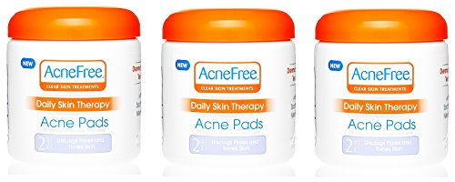 AcneFree Daily Skin Therapy Acne Pads