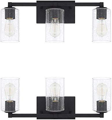 Capital Lighting 119831BI-435 Three Light Vanity 2 Pack