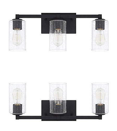 Capital Lighting 119831BI-435 Three Light Vanity (2 Pack)