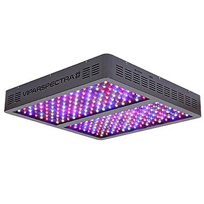 VIPARSPECTRA 1200W LED Grow Light Full Spectrum for Indoor Plants Veg and Flower