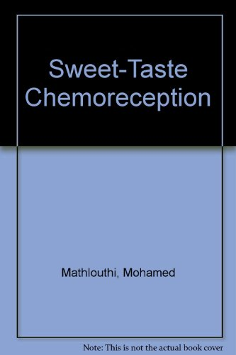 Sweet-Taste Chemoreception