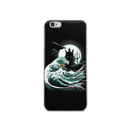 - iPhone 6/6s Pure Clear Case Cases Cover Wave of Atlantis