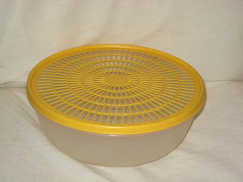 Buy vintage tupperware strainer