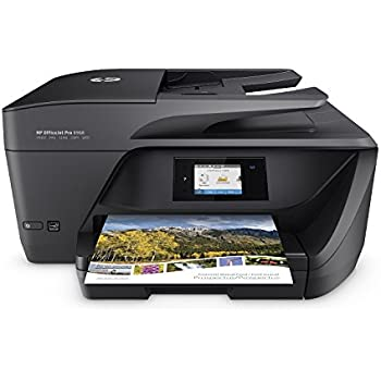 HP OfficeJet Pro 6968 All-in-One Wireless Printer with Mobile Printing,  Instant