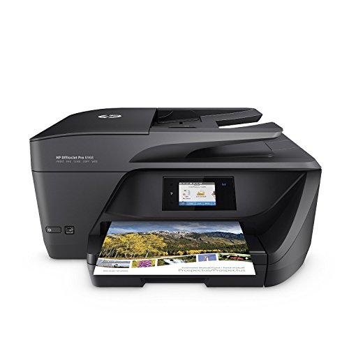 HP OfficeJet Pro 6968 All-in-One Wireless Printer with Mobile Printing - Instant Ink ready (T0F28A)
