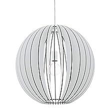 Eglo 94439 lámpara de interior, plata