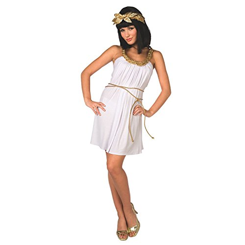 Womens Greek Roman Toga Costume - Cheap Costume (Roman Goddess Costume)