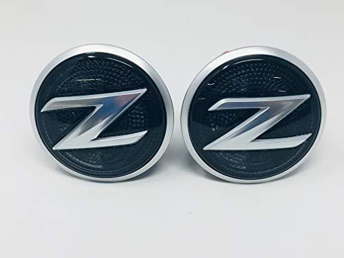 Nissan 2009 to 2015 Nissan 370Z Left & Right Fender Repeater Light Lamp Emblem Marker OEM Genuine set pair