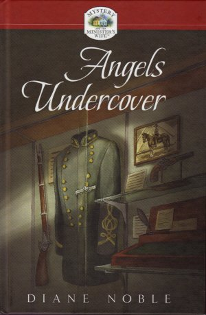 Angels Undercover (Mystery and the Minister's Wife #6) pdf epub